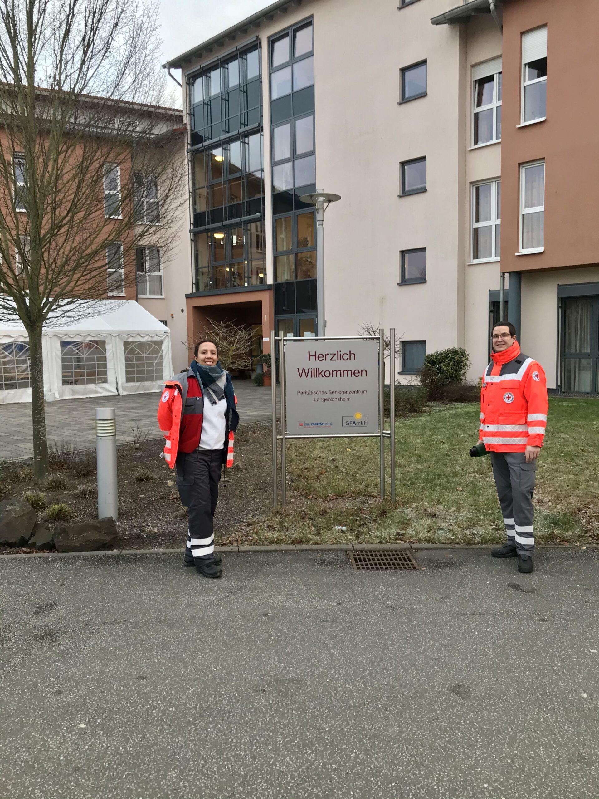 Seniorenzentrum Langenlonsheim